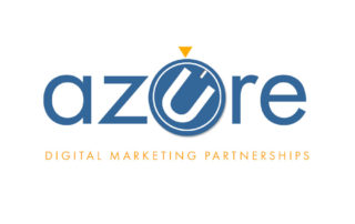 azure digital agency logo square