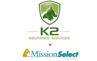 K2 Insurance and MissionSelect
